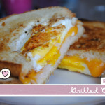 Grilled Cheese + Egg