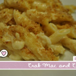 Crab + Mac and Cheese