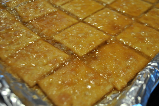Pinterest Toffee Saltine Recipe