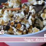 Toffee Popcorn Snack Mix