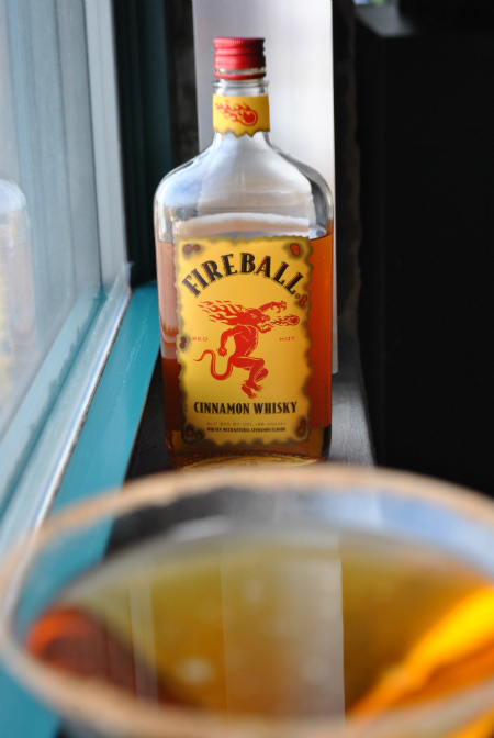 Fireball Whiskey Cocktail Recipe