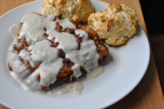 Country Fried Steak Recipe