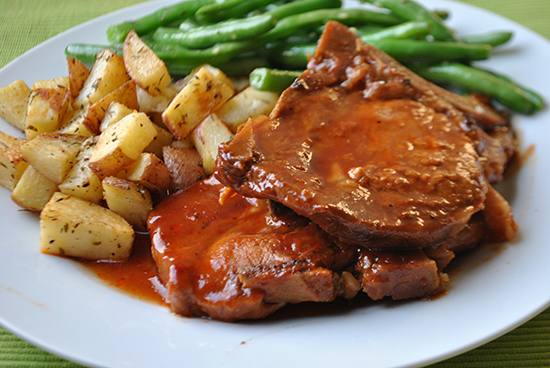 Bbq Pork Chop Recipe Slow Cooker Chops