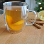 Peach Hot Toddy