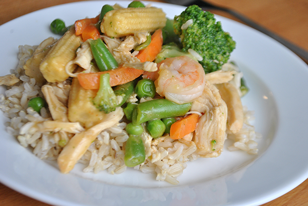 Weeknight Stir Fry