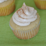 Boozy Treat Part II: Vanilla Rum Cupcakes