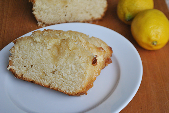 Glazed Lemon Bread
