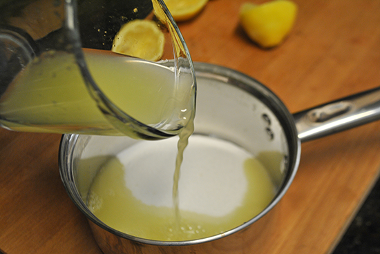 Lemon Glaze