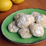 Easter Treat: Soft Lemon Cookies