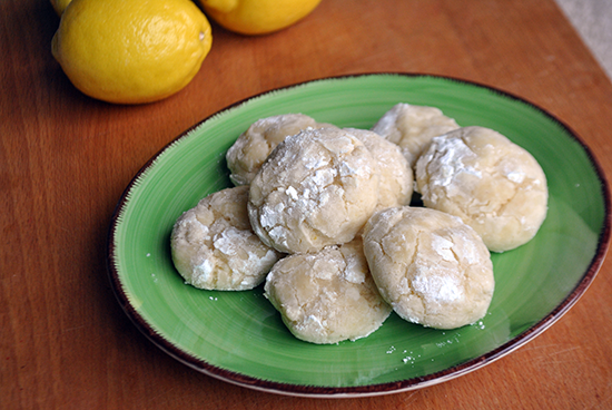 Lemon Cookies Recipe