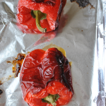 Cooking 101: Roasted Red Peppers