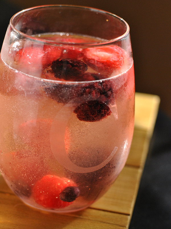 white berry sangria recipe