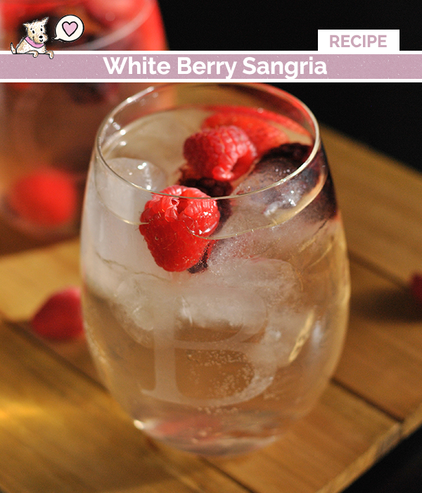 white berry sangria