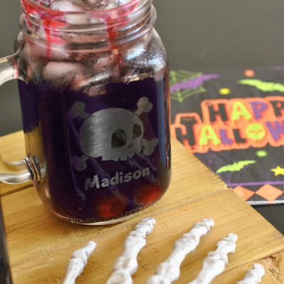 Super Spooky Halloween Punch (Kid Friendly)
