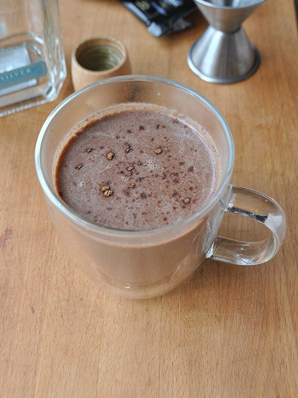 Mexican Hot Chocolate With Tequila Recipe